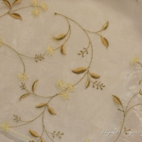 Ivory Isabella (Embroidered)
