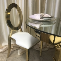 Diore Chair and Diore Table